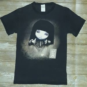 Vintage Seether Rock Band T size small